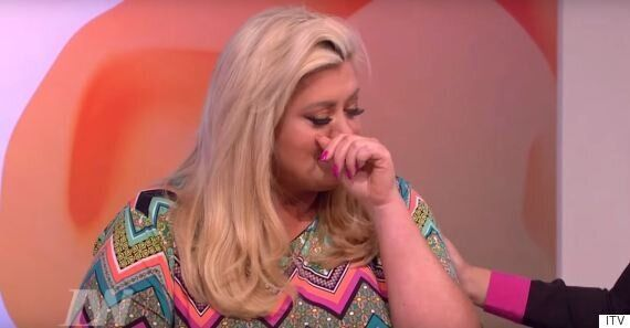 Celebrity Big Brother's Gemma Collins Makes Tearful 'Loose Women' Appearance, Breaking Down Over Recent...
