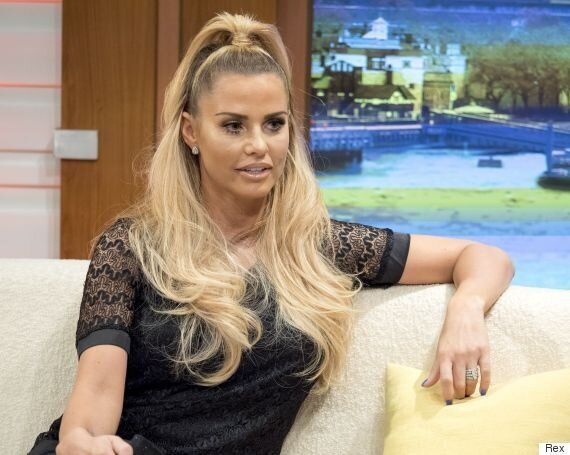 Katie Price Reveals She's Enjoying Peter Andre On 'Strictly Come Dancing': 'He's A Really Good
