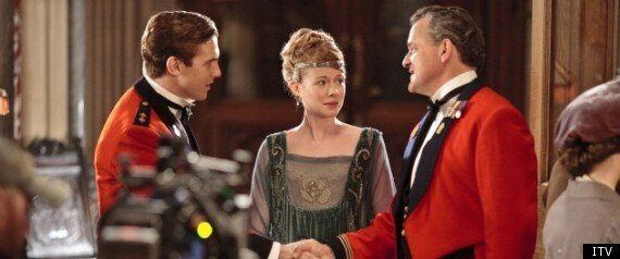 'Downton Abbey' Makers Reveal How They Recreated The