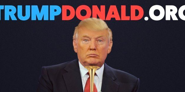 TrumpDonald.org Viral Website Allows You To Trumpet Billionaire Republican Presidential