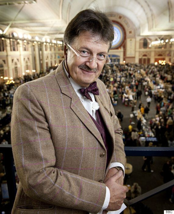 Tim Wonnacott Steps Down As Host Of 'Bargain Hunt', Following BBC Investigation Into Row With