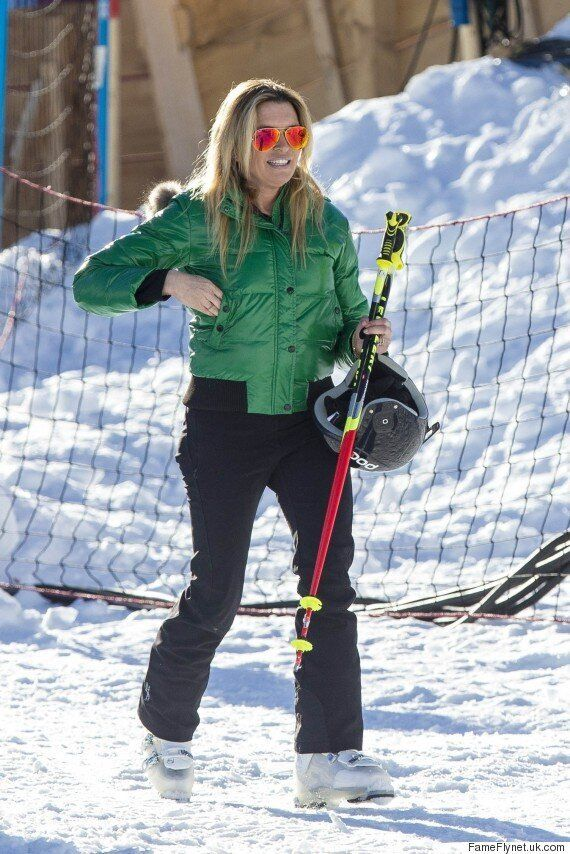 Tina Hobley Quits 'The Jump': Channel 4 Apologise After 'Holby City' Actress Suffers Fall That 'Wasn't...
