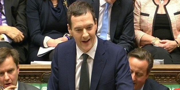 The Chancellor of the Exchequer, George Osborne delivers his joint Autumn Statement and Spending Review...