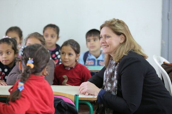 How We're Ensuring Syria's Refugee Children in Lebanon Have the Opportunity to