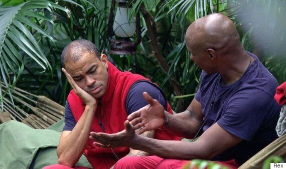 'I'm A Celebrity': Kieron Dyer QUITS The Jungle Over HUGE Lady C Row, But Changes His Mind After A Pep...