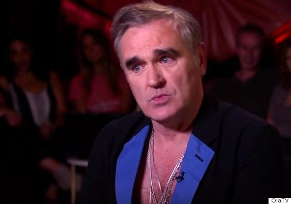 Morrissey Reveals 'Horrific' Details Of Alleged Sexual Assault, During Interview With Larry