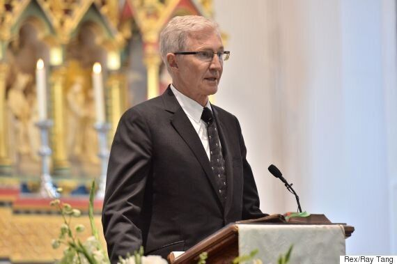 Cilla Black Funeral: Paul O'Grady Moves Congregation To Laughter And Tears With Anecdotes Of 'My Closest