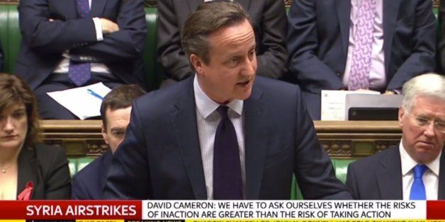 David Cameron Has Published His Case For Bombing Isis In Syria, 'Our Closest Allies Want Our