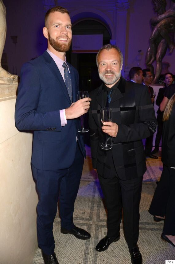Graham Norton Is Looking For Love On Tinder Following Split With Boyfriend Andrew