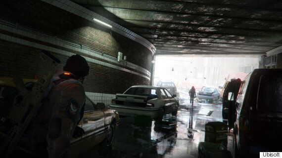 The Division And Destiny Aren't Just Video Games - They're The Future Of Social