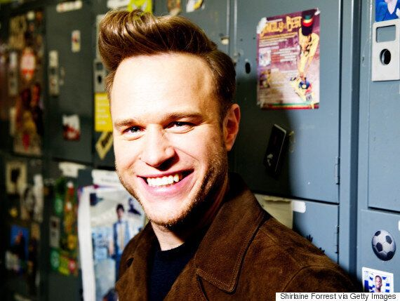 'X Factor' Host Olly Murs Eyes 'EastEnders' Role, Revealing He Wants To Move Into