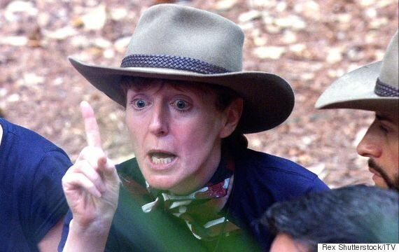 'I'm A Celebrity' Contestant Yvette Fielding Brands Lady Colin Campbell A 'Horrible Woman' During Furious...
