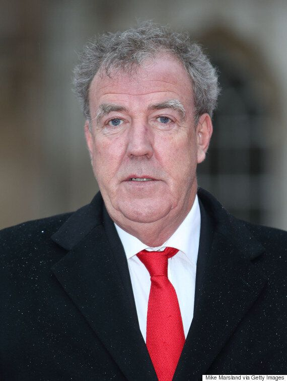 Jeremy Clarkson 'Pulled Over By Police' As He Shares Photo Of Incident With
