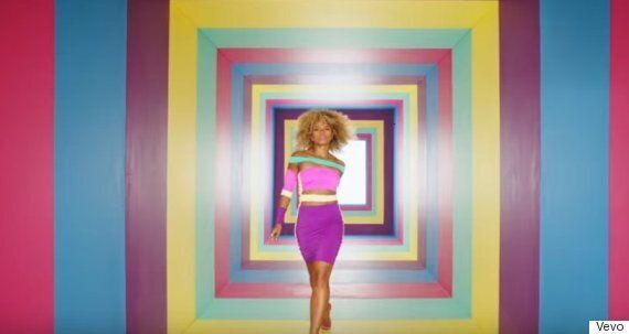 Fleur East 'Sax' Video Finally Debuts, But There's One Important Thing