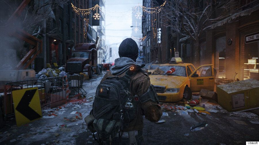 The Division: Explore Video Game's Scarily Realistic Vision Of New York