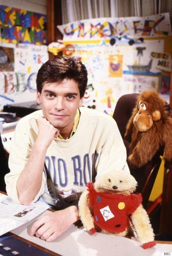 Phillip Schofield To Return To CBBC To Mark 30th Anniversary Of Presentation