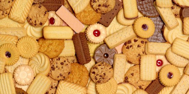 Trans fats biscuit