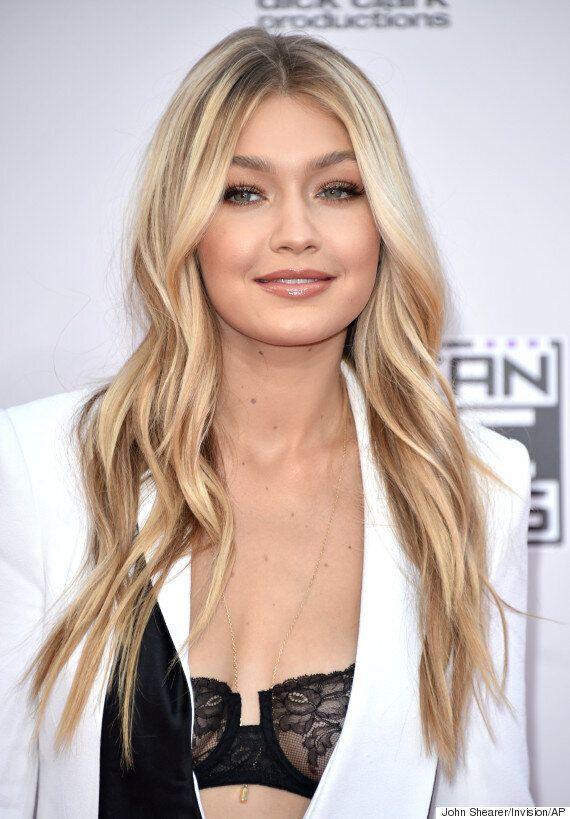 The Halo Technique: Gigi Hadid's Highlighting Makeup Trick