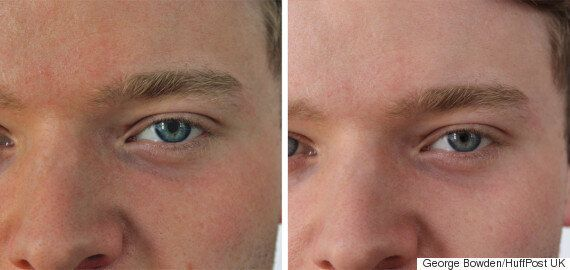 18 Thoughts I Had When Trying Mens' Makeup For The First