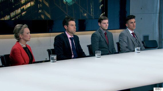 'The Apprentice' Fired Candidate David Stevenson Tells HuffPostUK Lord Sugar Bottled It, Should Have...