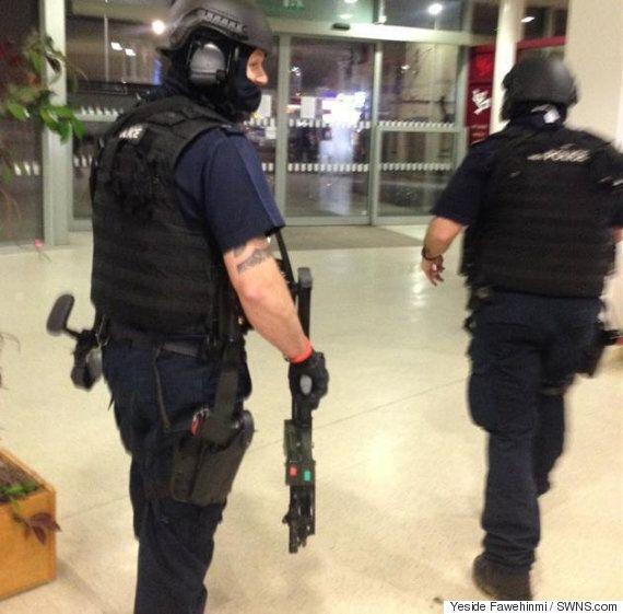 Caroline Andrews Death: Armed Police Hunting Suspect Arrest 54-Year-Old