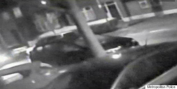 Metropolitan Police CCTV Shows Barking Gang Release Fireworks And Target Care Home From