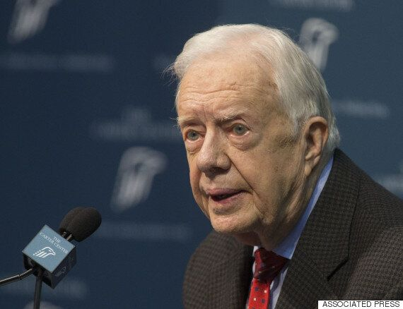 Jimmy Carter Cancer Diagnosis Is A Tragedy, But So Is The State Of The Republic He May Leave