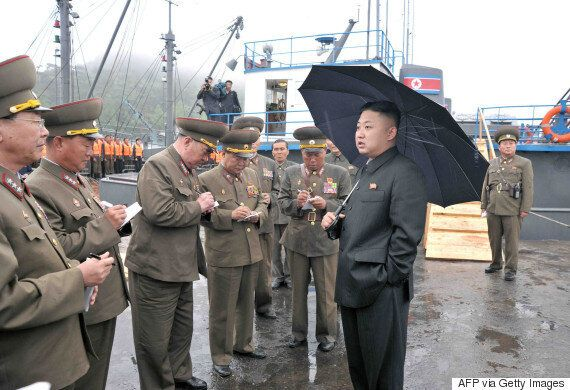 North Korea: Kim Jong-Un Tells Troops To Prepare For 'Surprise Operations' Against