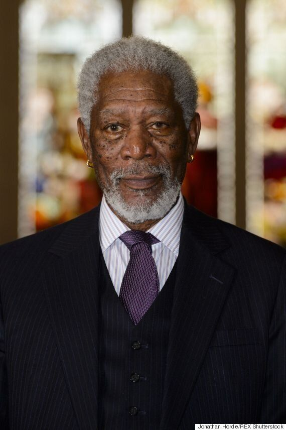 Morgan Freeman's New Film 'Momentum' Took Just £46 In Its UK Opening Weekend. Yes,