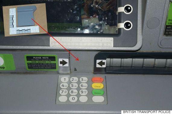 British Transport Police Find Spy Camera Hidden In Manchester