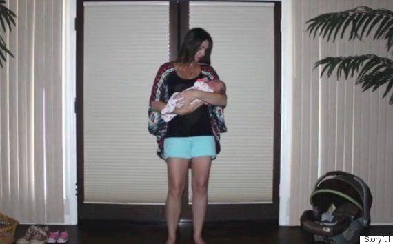Couple Take 2,000 Photos To Create Incredible Pregnancy Time-Lapse