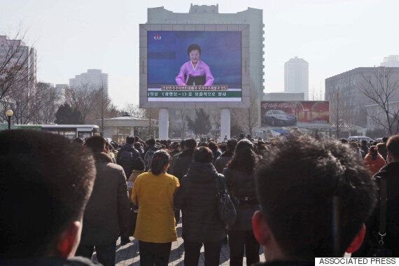 North Korean Long-Range Rocket Test Condemned By Britain, US, Japan And South