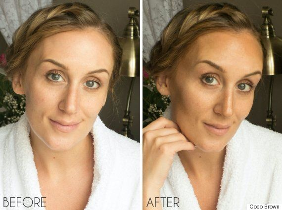 Tantouring Is The New, Semi-Permanent Way To Contour. Here's How To Do
