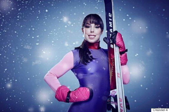 'The Jump': Beth Tweddle 'Airlifted To Hospital After Seriously Injuring Her Back' In Ski