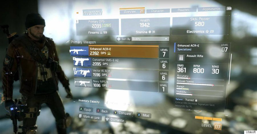 The Division Preview: A Very Social Apocalypse | HuffPost UK