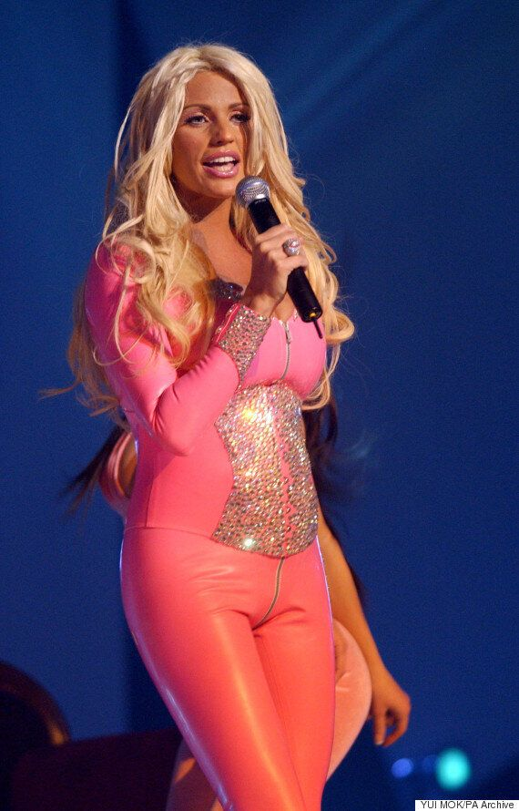 Katie Price For Eurovision? Star Wants To 'Rectify' Losing Out On Representing UK In