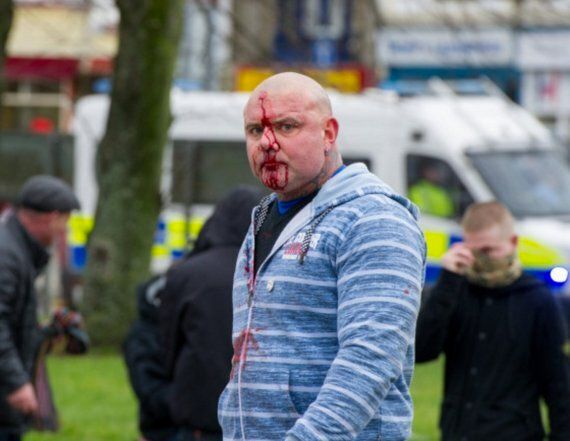 State Of Hate Report Warns Of 'Greater Violence' From Far-Right Groups In