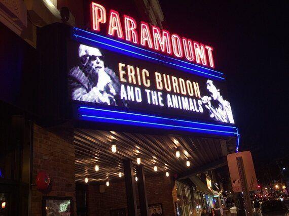 Rock Survivor Eric Burdon Still Digs That