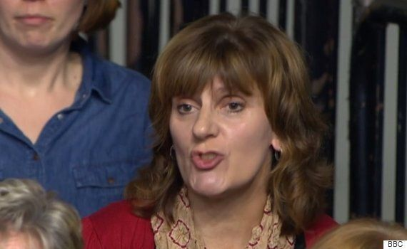 BBC Question Time Audience Member Lambasts Tory Government For 'Writing Off' Those With