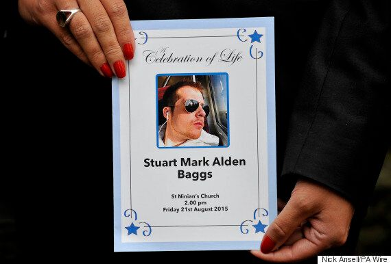 Stuart Baggs' Funeral Takes Place On The Isle Of