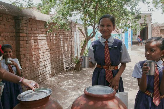 Why Taps and Toilets Are Helping Children Gain an