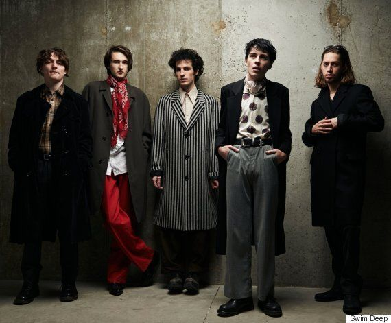 Reading & Leeds Festival 2015: 5 Rock Bands With Style We