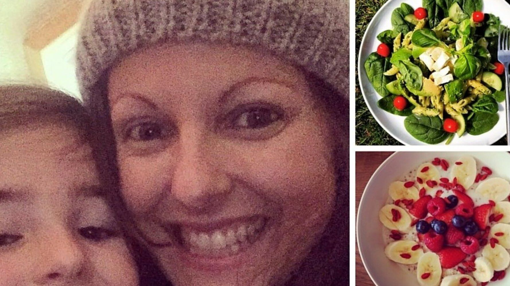 Stomach Cancer Patient Given Two Weeks To Live Claims Clean-Eating Helped Her Fight Disease