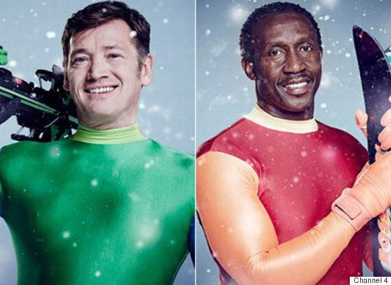 'The Jump': Sid Owen And Linford Christie Become Latest Stars Hit By
