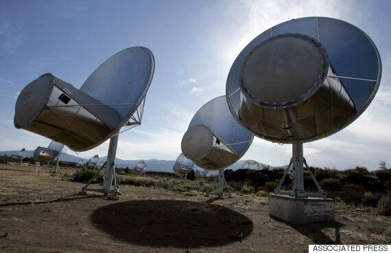 Why We Haven't Met Aliens Yet As Explained By SETI