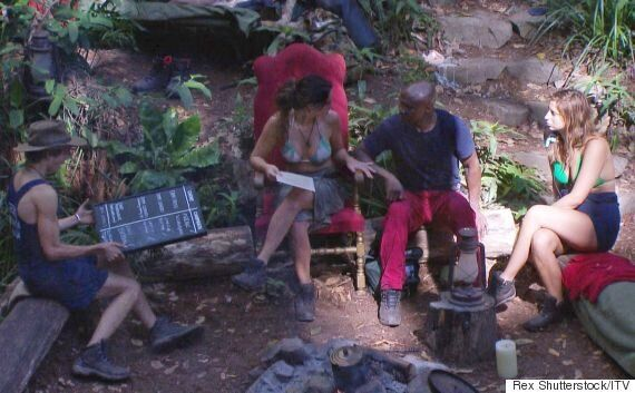 'I'm A Celebrity': Tick Invasion Poses A Problem For Campmates, Particularly Those With 'Large Breasts'...