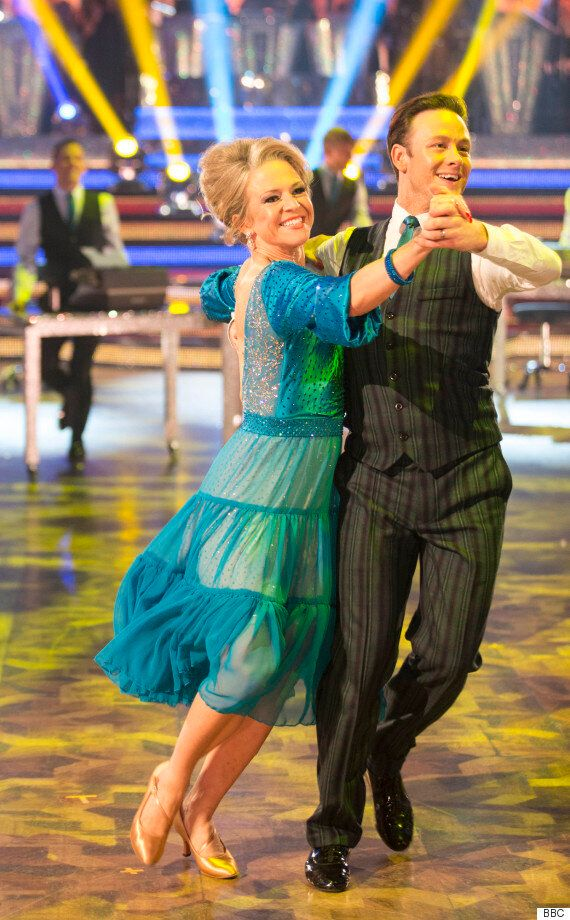 'Strictly Come Dancing' 2015: Katie Derham Injures Foot In Rehearsals, Ahead Of Live