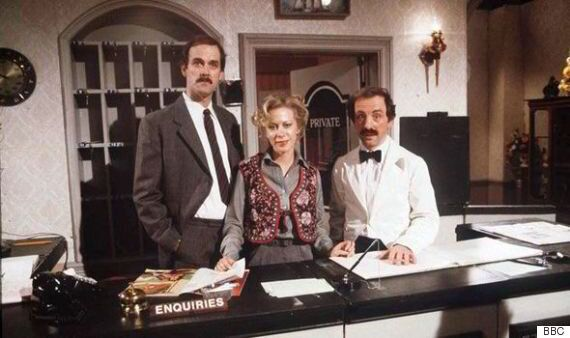 'Fawlty Towers' Hotel To Be Knocked Down In
