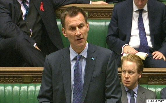 Jeremy Hunt And The Rest Of Parliament Should Work Weekends If Junior Doctors Are Forced To, Medics