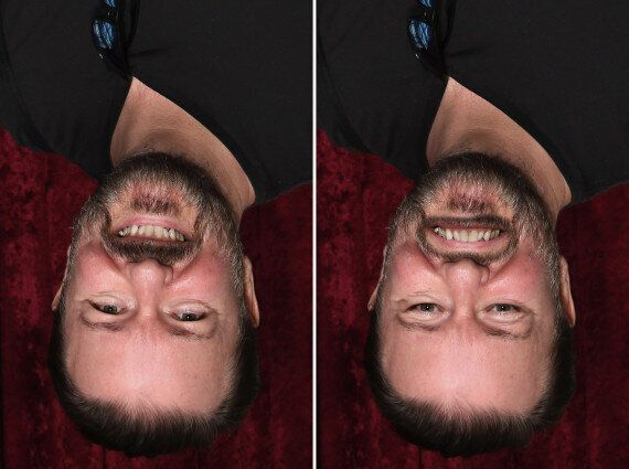 These Inversion Face Optical Illusions Will Blow Your